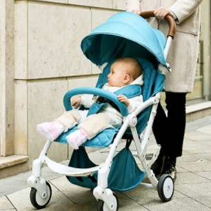 kub 可优比 328 轻便折叠婴儿推车