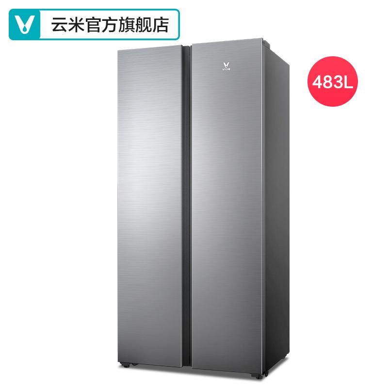 VIOMI 云米 BCD-483WMSD 483L 对开门冰箱