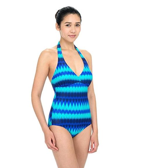 【亚马逊中国】SPEEDO 速比涛 Gradient 610228 女式连体泳衣