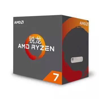 AMD 超威半导体 锐龙 Ryzen 7 1800X CPU处理器