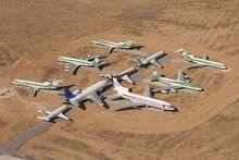 约旦飞机场